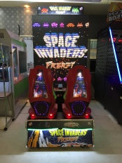because why not just re-use space invaders when you can't think of anything original
